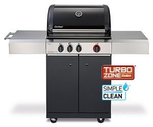 Enders Gasgrill Kansas Pro 3 Sik Turbo : Vergleich enders monroe sik turbo oder enders kansas black