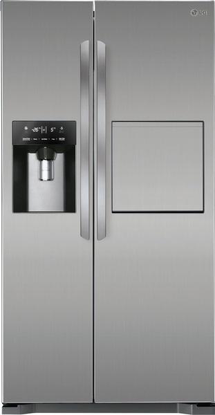 LG GSP325PZCV Side By Side Kühlschrank - Vorteile & Nachteile ...