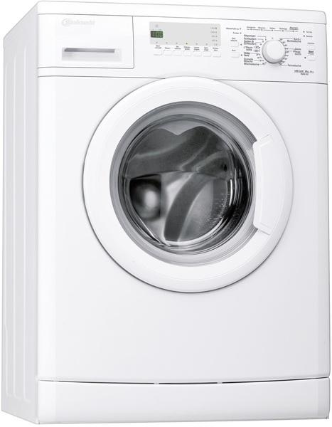 BAUKNECHT WAK 62 Waschmaschine - Vorteile & Nachteile