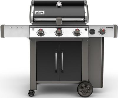 Enders Gasgrill Kansas 4 Sik Profi Turbo Test : Vergleich weber genesis ii lx e oder broil king regal