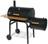 BBQ-SCOUT Grill'n Smoke Smoking Classic 7462