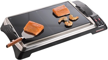 Enders Gasgrill Florida Plancha : Vergleich: gastroback teppanyaki advanced 42535 oder enders florida