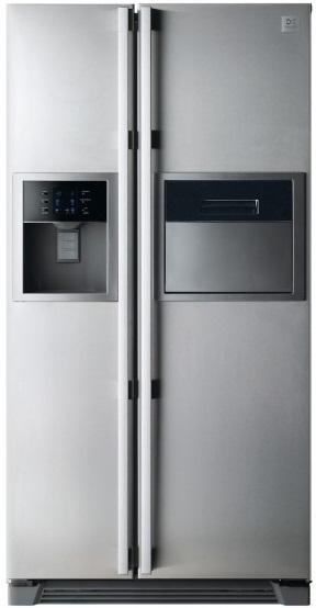 DAEWOO FRN-U20FFCI Side By Side Kühlschrank - Vorteile & Nachteile ...