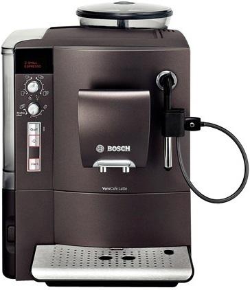 Bosch Verocafe Latte Tes50358de Kaffeevollautomat Vorteile